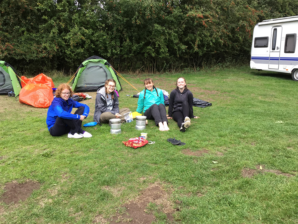 Duke of Edinburgh Practise Expedition