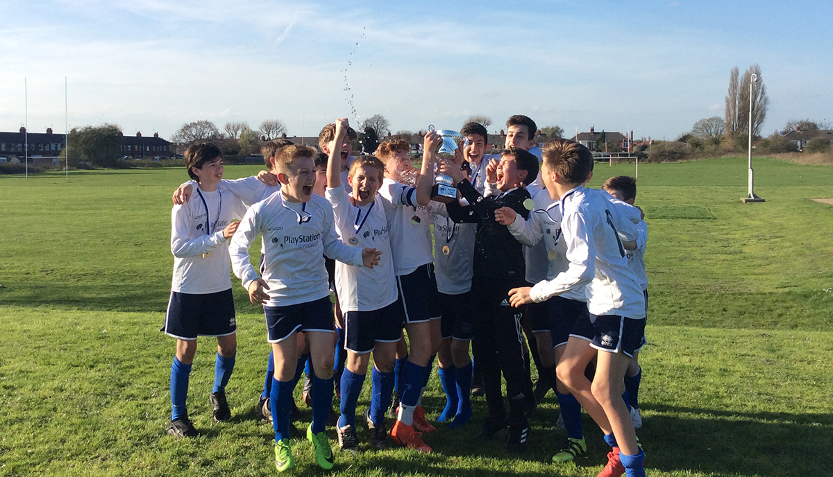 Humberside Cup Champions