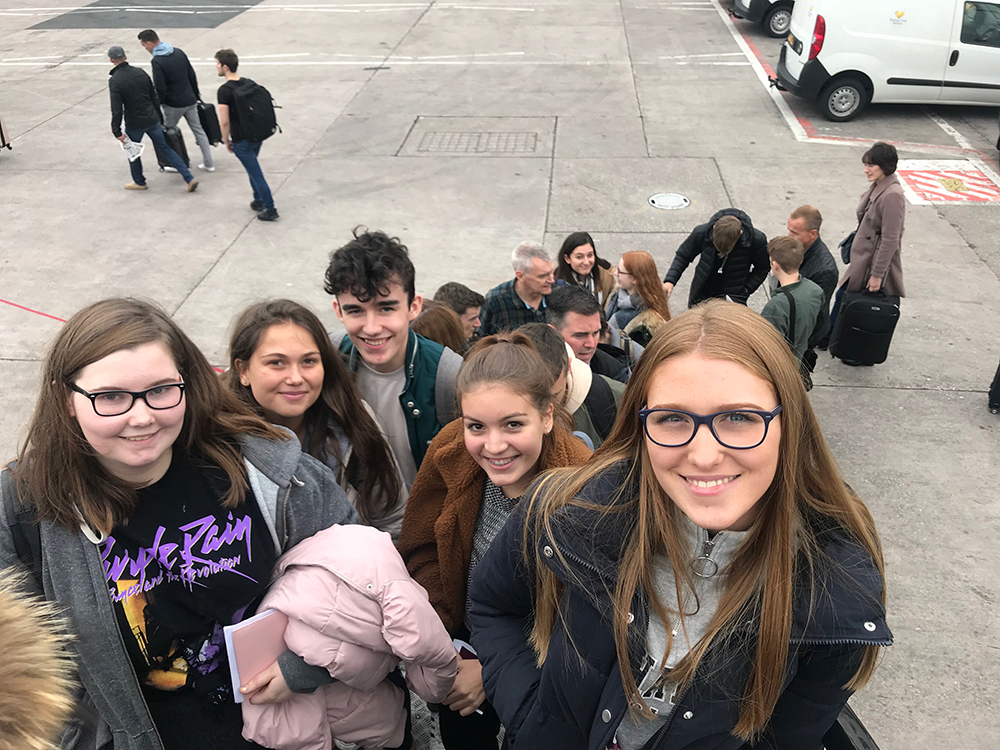 A Level visit to Munich