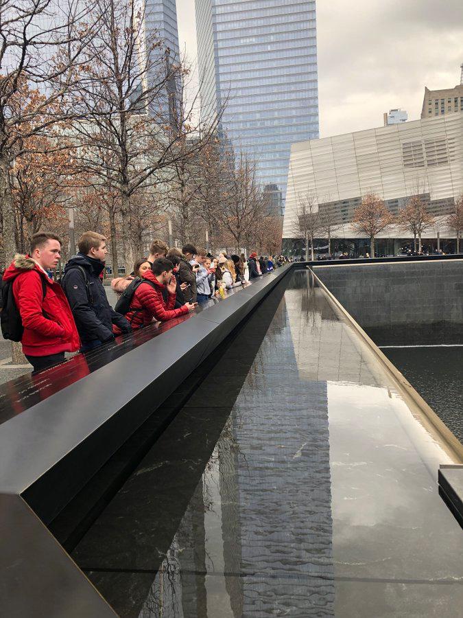 A Level USA Visit