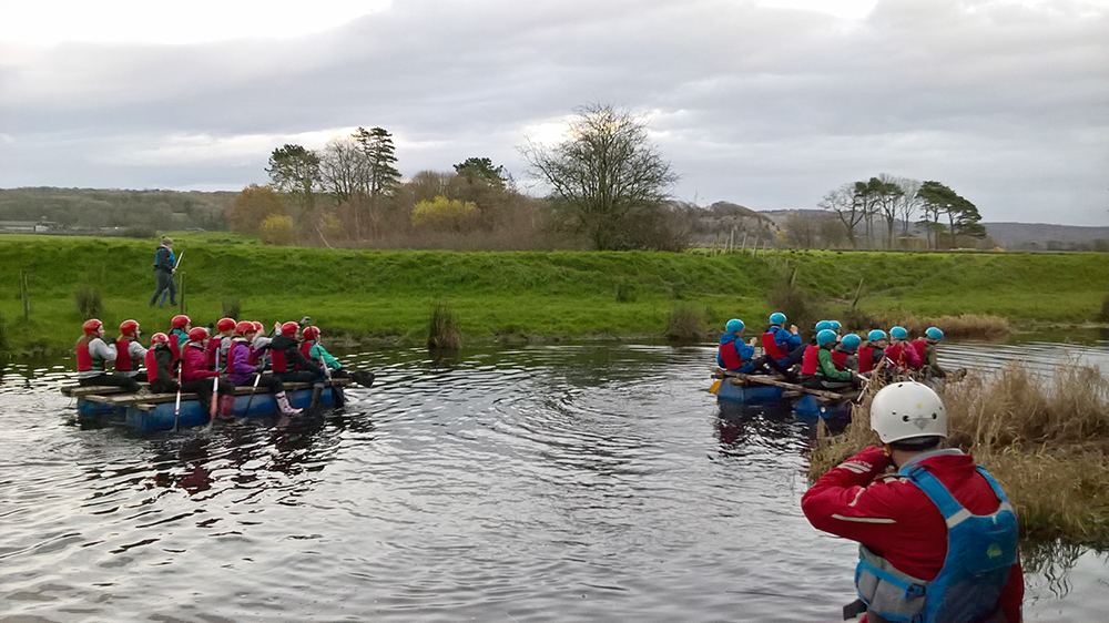 Year 9 Adventure Geography Visit