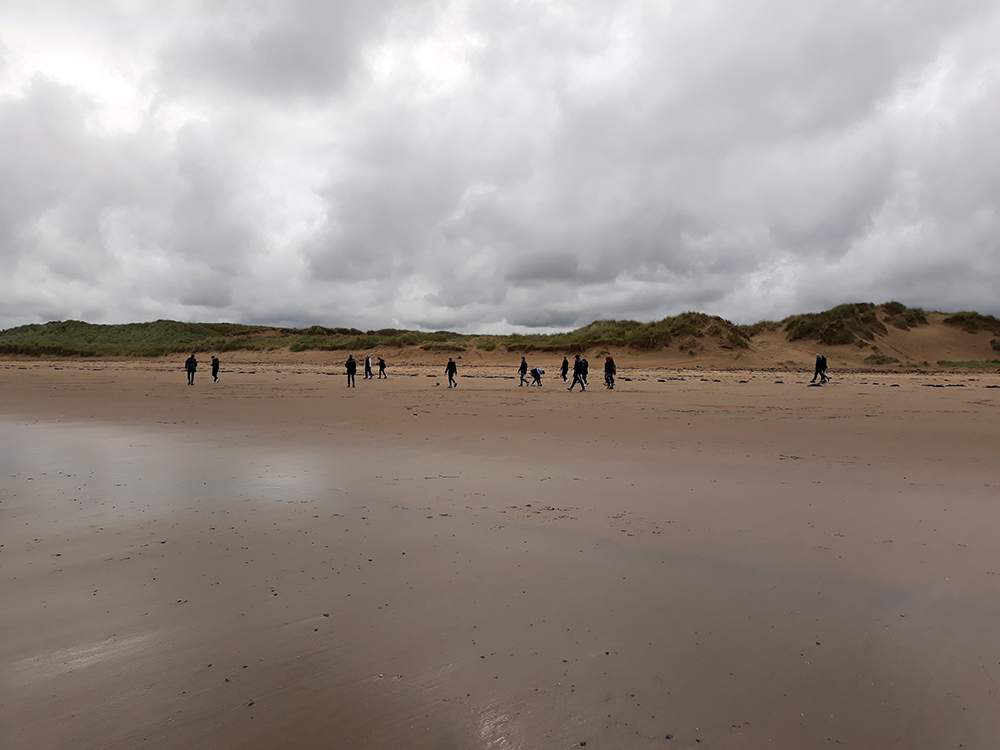 A Level Geography Fieldwork Visit