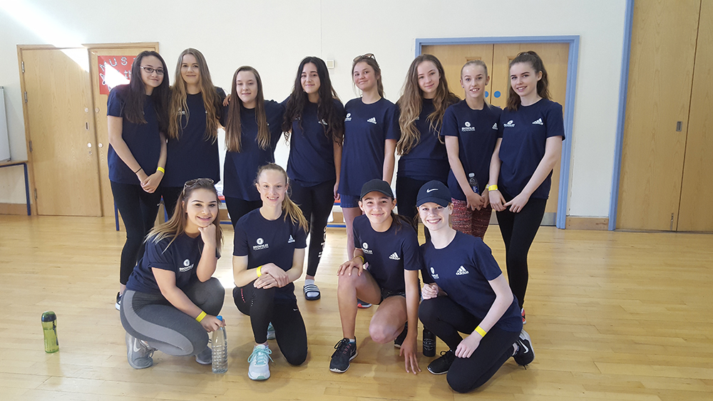 Sports Leaders Event